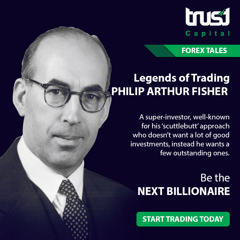 Legends of trading - Philip Arthur Fisher
