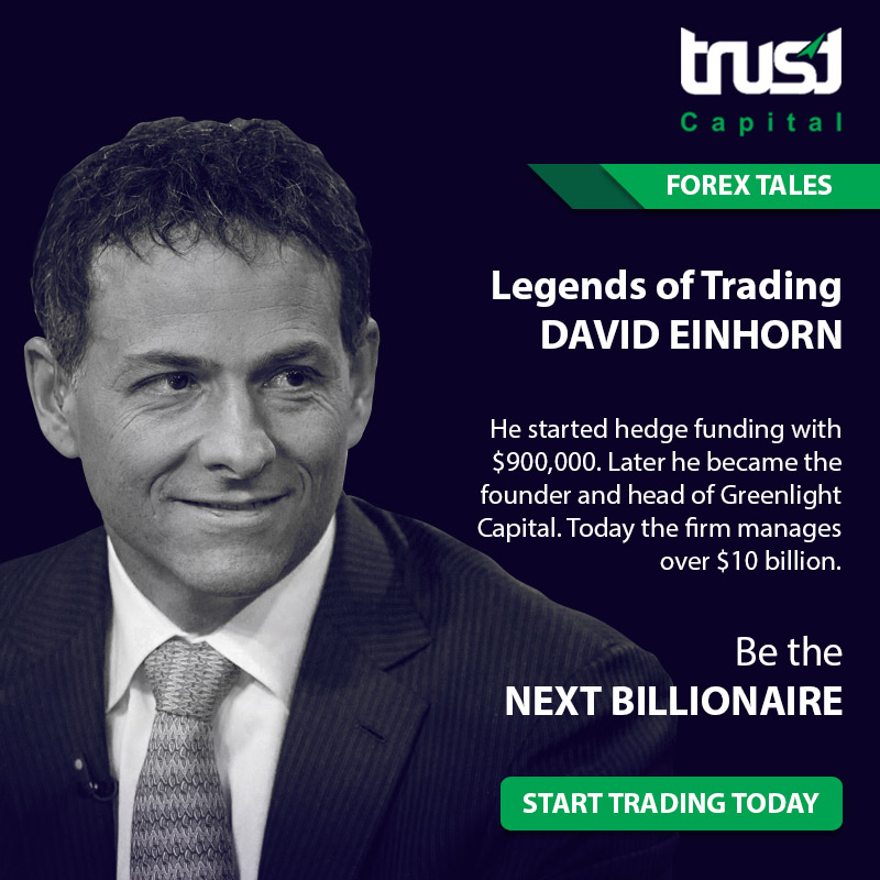 legends of trading - David