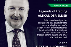 Alexander Elder - Successful forex trader