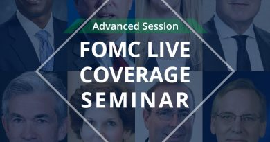 FOMC members along with details of the seminar