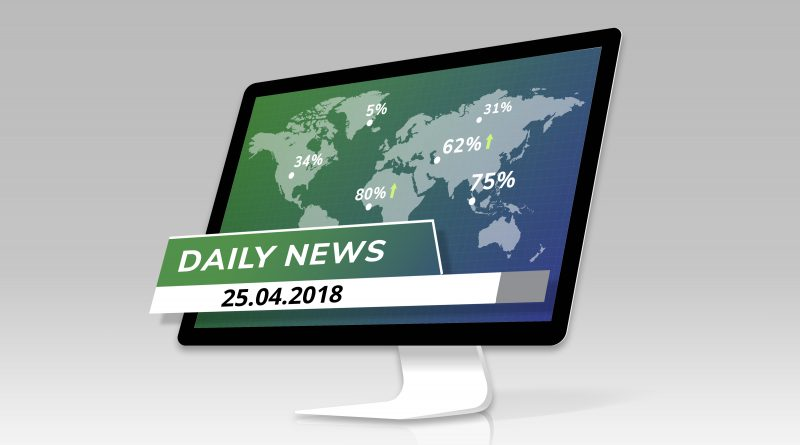 Daily Report April 25, 2018