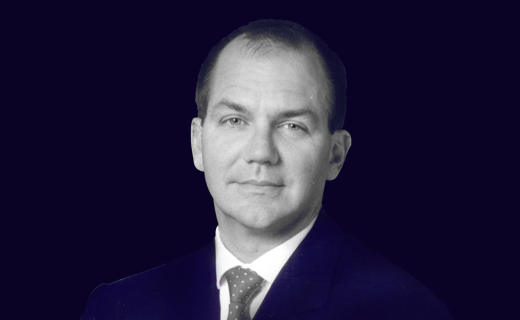 Paul Tudor Jones portrait