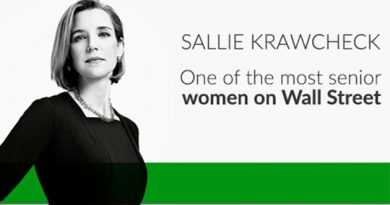 Female Success Story – The Story of Sallie Krawcheck